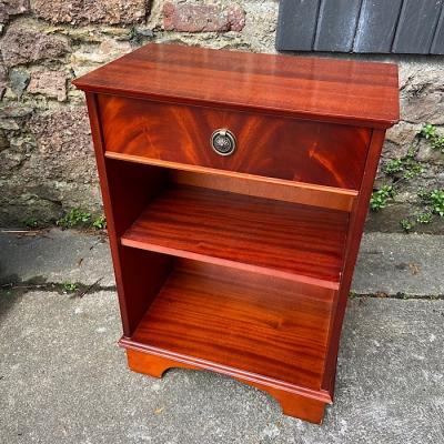 Small Mahogany Book Shelf