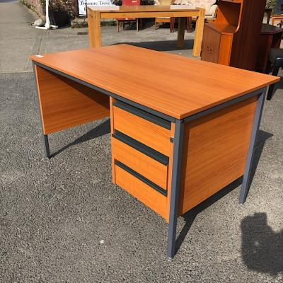 Steel Frame Office Desk