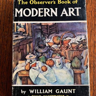 The Oberver's Book Of Modern Art