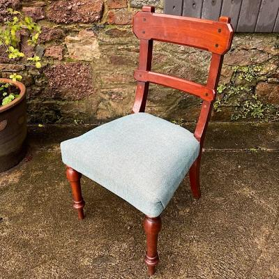 Victorian Mahogany Dining Chair