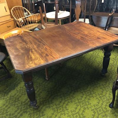 Victorian Mahogany Dining Table