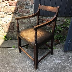 Vintage Elbow Chair