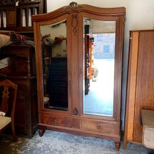 Vintage French Wardrobe