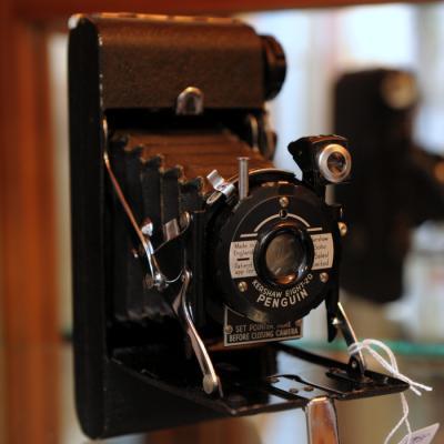 Vintage Kershaw 8-20 Folding Camera