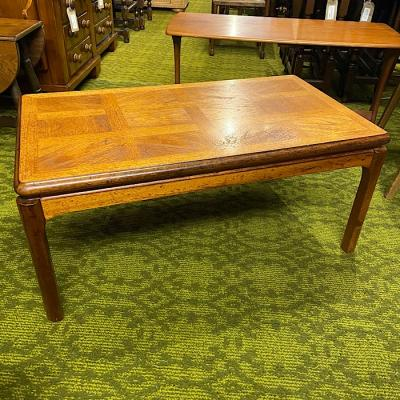 Vintage Nathan Teak Coffee Table