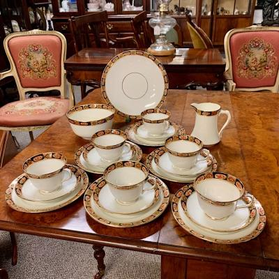 Vintage Royal Albert China Tea Set