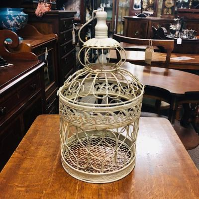 Vintage Style Bird Cage Medium