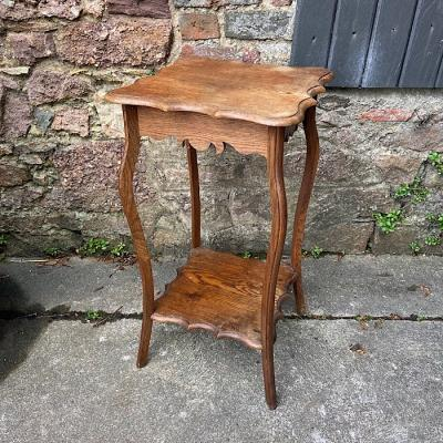 Vintage Two Tier Occasional Table