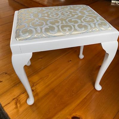 Vintage up-cycled Stool